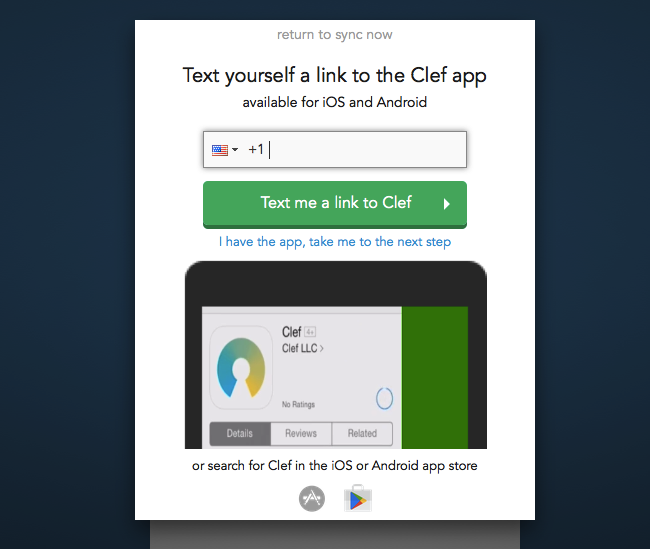 Get Clef App