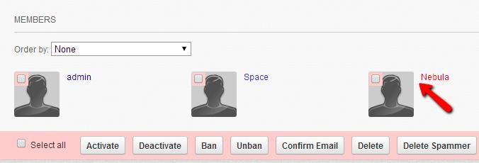 members-banned