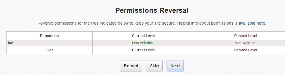 Permissions-Verification