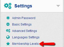 Administration-settings