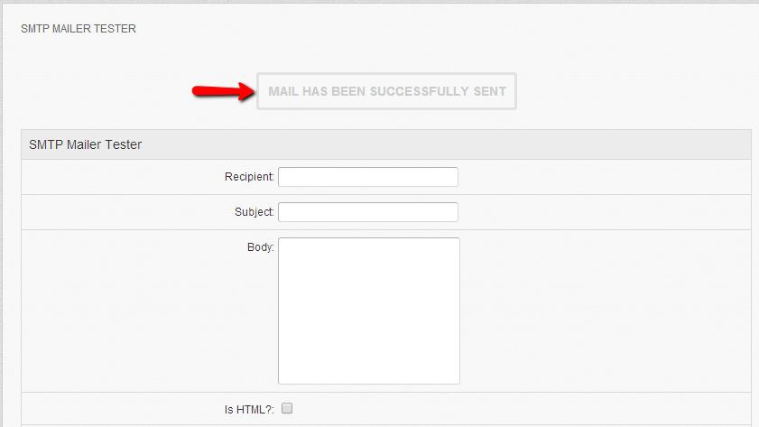 testing-smtp-mail