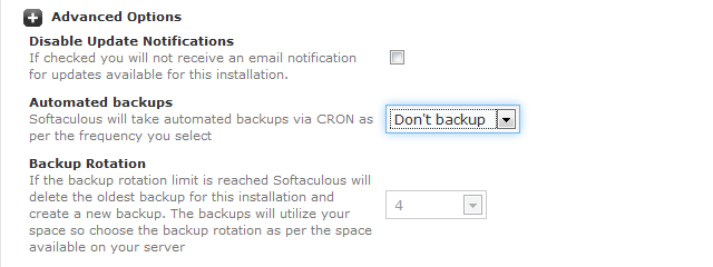 Installation-Backup-Configuration