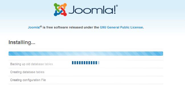 how to manually install joomla joomla tutorial fastcomet HP Integrated Module