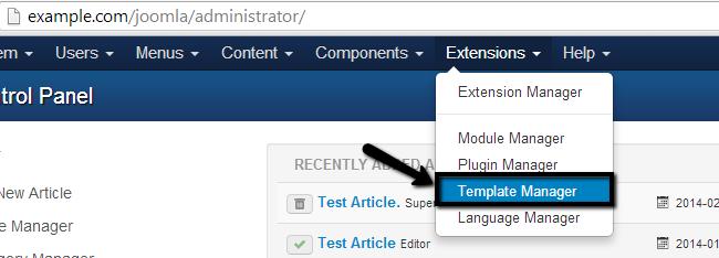 How to Edit Joomla Template - Joomla Tutorial - FastComet