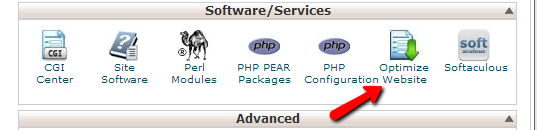 Magento cPanel Optimization