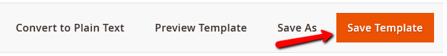 Saving a Template in Magento 2
