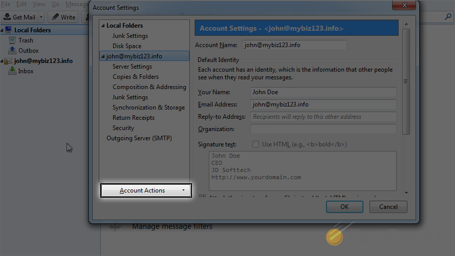 email-account-actions