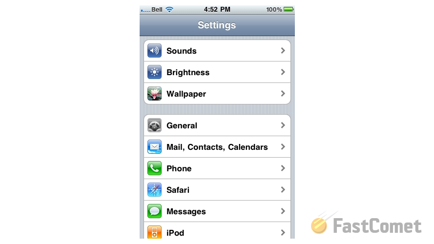 settings-Mail-Contacts-Calendars