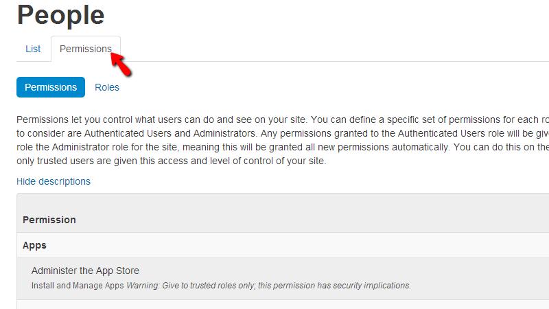 configuring-permission