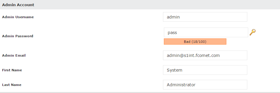 opencart2 admin settings