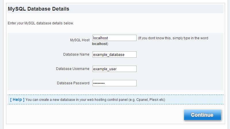mysql-database-details