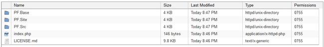 Upload PHPFox Neutron Installation Files to Server