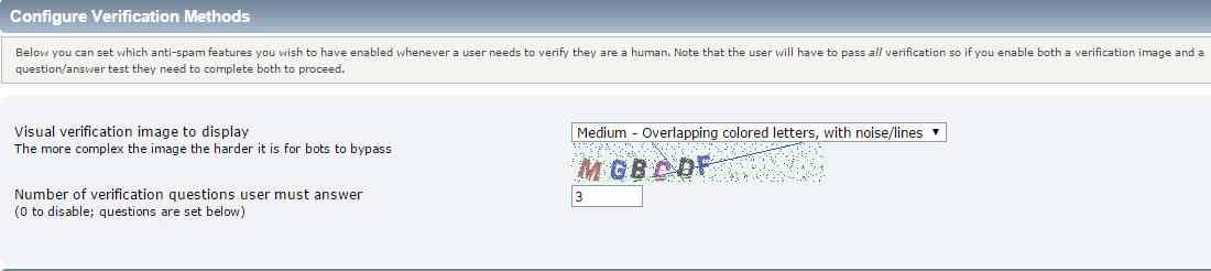 Verification Methods in SMF