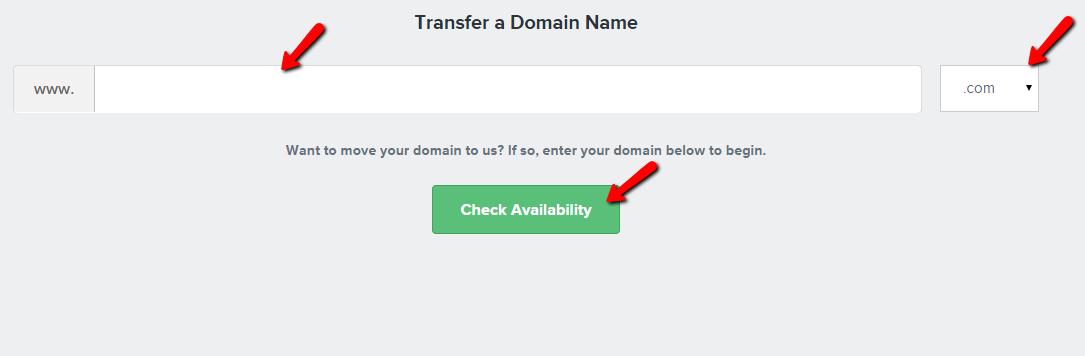 Domain transfer validation