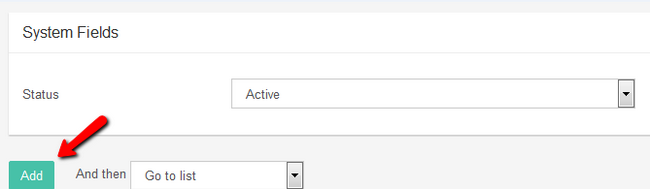 Making the Page active and adding it to your website