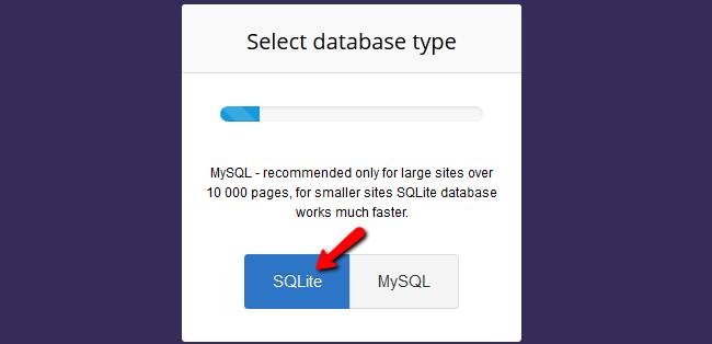 windu database settings