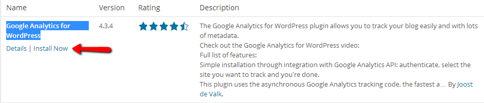 installing-the-analytics-plugin