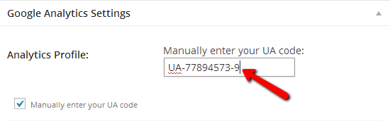 analytics-UA-code